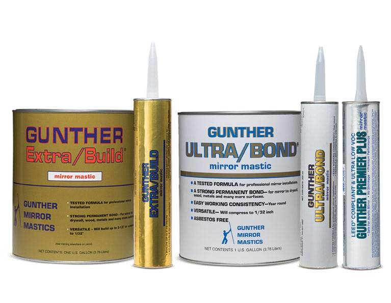 Gunther Mirror Mastic